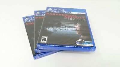NEW Paranormal Activity: The Lost Soul (PS4 PlayStation VR) FACTORY SEALED!