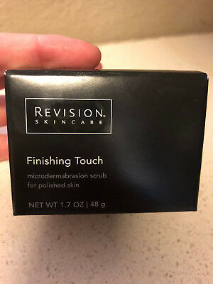 Revision Skincare Finishing Touch Microdermabrasion Scrub NEW 1.7 oz AMAZING