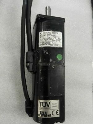 1pcs Used 100% test YASKAWA servo motor SGMAH-01AAA41C by DHL or EMS
