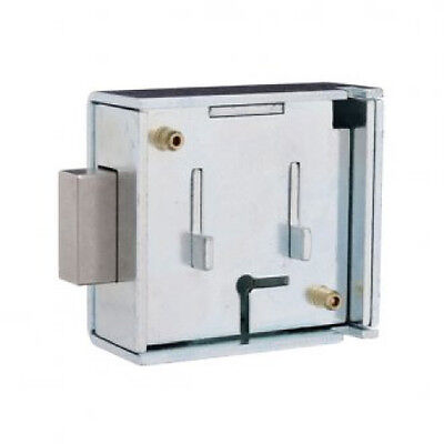 ROSS 6 Lever Safe Lock with 75mm Extended Length Keys -600AL Free Post In Aust!