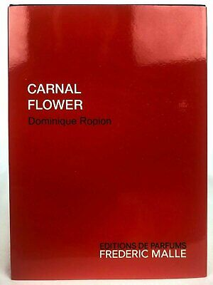 cda95a06fd11 FREDERIC MALLE CARNAL Flower 100ml 3.4oz EDP Authentic