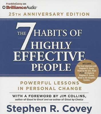 The 7 Habits of Highly Effective People by Dr Stephen R Covey PDF Book