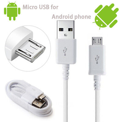 Fast Cable Adaptive Charger Cord Cable for Samsung Galaxy S6 S7 S8 Edge Note 5