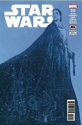Star Wars #50 Marvel Comics Near Mint 7/4/18