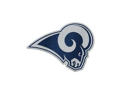 Los Angeles Rams Deluxe Badge Auto Emblem Logo Aufkleber NFL Football