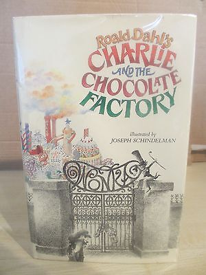 Charlie and the Chocolate Factory, Roald Dahl, Knopf, 1973, Fine