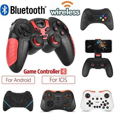 Bluetooth Wireless Game Controller Gamrpad for Nintendo Switch/Wii/TV Box/Phones