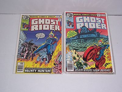 Ghost Rider (vol 1) issues 32 - 41 comics