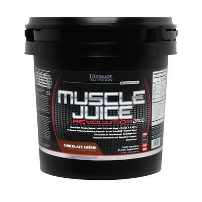 4600g Dose,  11,63 EUR/1Kg Ultimate Nutrition Muscle Juice Revolution (11.10lbs