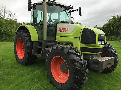 2005 Claas Ares 816RZ Tractor, Air Brakes, 164 HP
