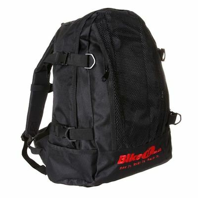 Motorcycle Motorbike Scooter Backpack Rucksack Bag  Luggage Biketek Bikeit