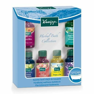 Kneipp Herbal Bath Oil Gift Set 6 x 20ml