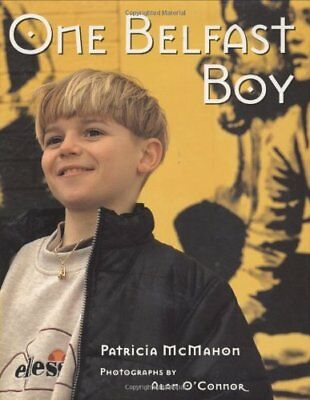 One Belfast Boy by McMahon, Patricia Hardback Book The Cheap Fast Free Post