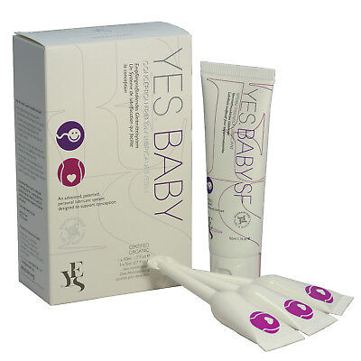 Fertility Lubricant Conception Friendly System - Yes Baby