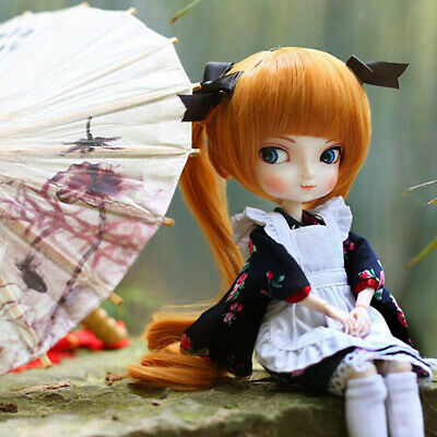 35cm Flexible BJD Girl Doll Full Set Gift Box Childrens Adults Collection #A
