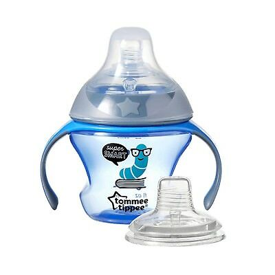 Tommee Tippee 4 - 7 Months Transition Cup Blue