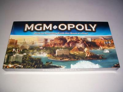 Monopoly Mgm-Opoly Edition Real Estate Trading Game - New / Sealed !!