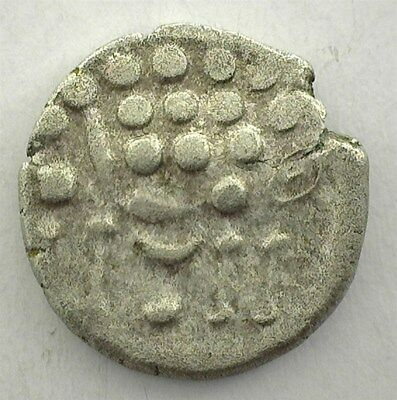 Durotriges 58B.c.-43A.d. Silver 1/4 Stater Celtic Coinage  Extremely Fine
