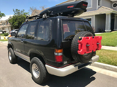 1993 ISUZU TROOPER RS
