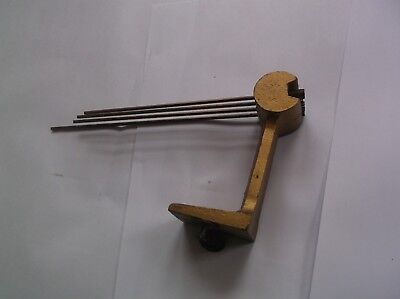 Perivale 4 Fork Chimes  From An Old  Mantle Clock