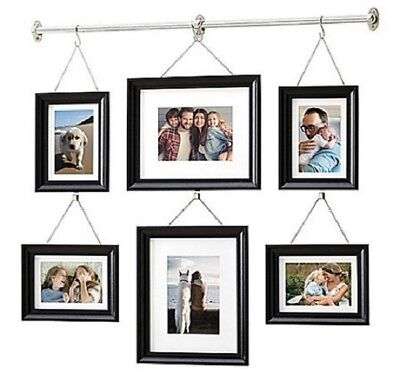 4X6 5X7 MULTIPLE Picture Frame Pic Collage Gallery Wall Set 6 ...