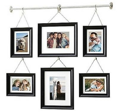 4x6 5x7 Multiple Picture Frame Pic Collage Gallery Wall Set 6