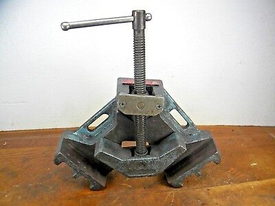 Pre-owned & Tested Wilton #AC-325 90 Degree Welder Angle Clamp