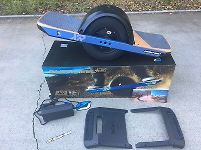 ONEWHEEL ONE WHEEL Plus + XR Frontier Collective - Fender Included (15  Miles)
