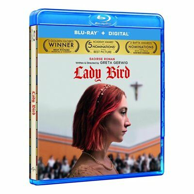 Blu-ray - Lady Bird - Saoirse Ronan, Laurie Metcalf, Tracy Letts, Lucas Hedges,