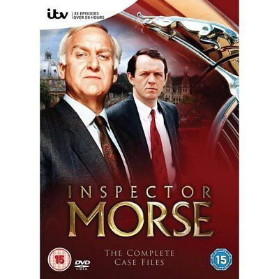 DVD - Inspector Morse - Complete Boxset - ITV - John Thaw, Kevin Whately, Colin