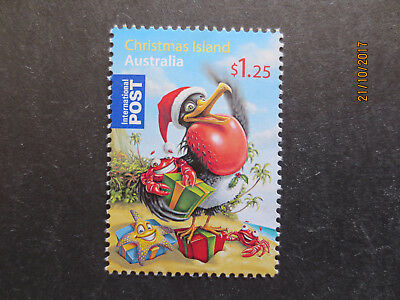 N0-1--2008  Christmas  Island  International    Issued   Stamp - Mnh