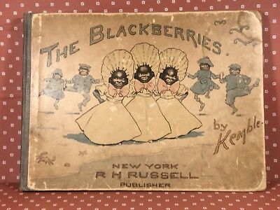 1907 Edward D. Kemble, The Blackberries And Their Adventures
