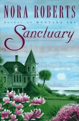 Sanctuary by Roberts, Nora Book The Cheap Fast Free Post