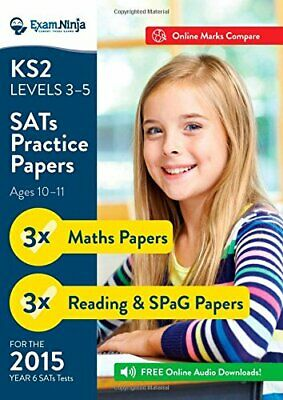 KS2 SATs Practice Papers (English Reading, SPaG & Maths) for t... by Dasi Downes
