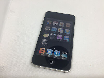 Used Apple iPod touch 1st/2nd/3rd/4th generation 8,16,32,64 GB Black And White