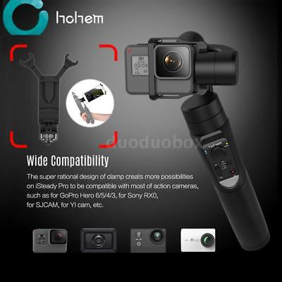 Hohem iSteady 3Axis 360°Handheld Gimbal Camera Stabilizer Bracket for GoPro Hero