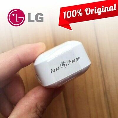Original OEM fast Charger Quick Charger USB Type-C Data Cable for LG G6 G5 V20