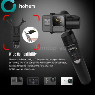 Hohem iSteady Pro 3-Axis Handheld Gimbal Stabilizer +Bracket for GoPro Hero G8M1