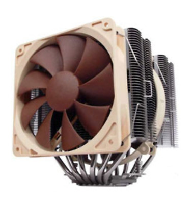 NEW Noctua NH-D14 CPU Cooler