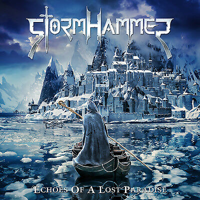 STORMHAMMER - Echoes Of A Lost Paradise - Gatefold-LP - 300901