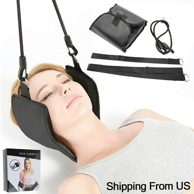 Relax Fitness Head Hammock Pain Relief Cervical Traction Device Neck Tension
