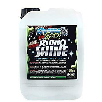 Rhino Goo 5 Ltr Rhino Shine Motox Mx Enduro Off Road Bike