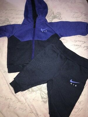 ad80dcf63 BABY BOYS NIKE Tracksuit Age 3/6 Months - £5.50   PicClick UK
