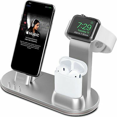 OLEBR Apple Watch Stand Apple Watch Charging Stand