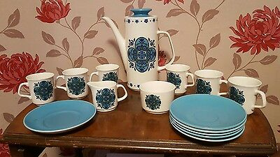 J & G Meakin Studio 2 IMPACT Coffee Set
