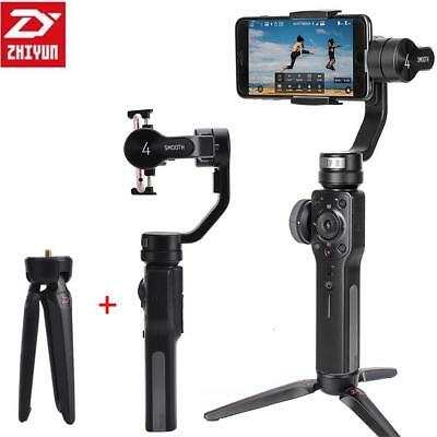 Zhiyun Smooth 4 3-Axis Handheld Gimbal Stabilizer For iPhone X 8 8Plus Samsung T