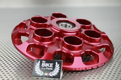 Ducati Pressure Plate Clutch Assembly Red Anodized Sbk 1098 1198 S R New