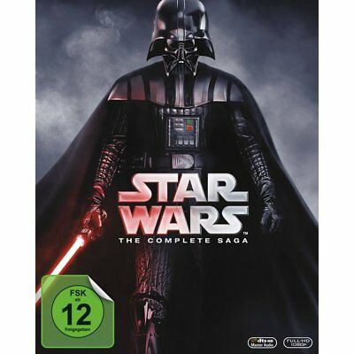 Blu-ray - Star Wars - The Complete Saga: Episoden I - VI - Twentieth Century Fox
