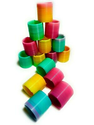 12-pack-Slinky-Smiley-Mini-Springs-Pinata-Party-Bag-Fillers-Wedding-Kids-Toy