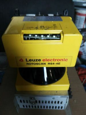 1pcs Used 100% test LEUZE ELECTRONIC ROTOSCAN RS4-4E by DHL or EMS